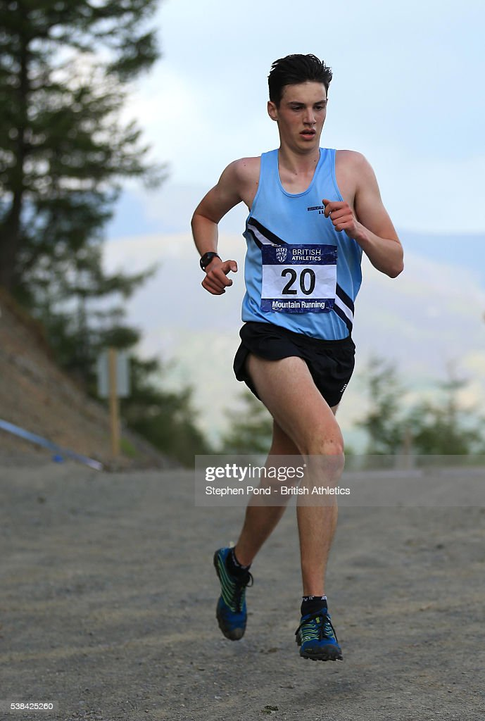 European Mountain Running Championship Trials