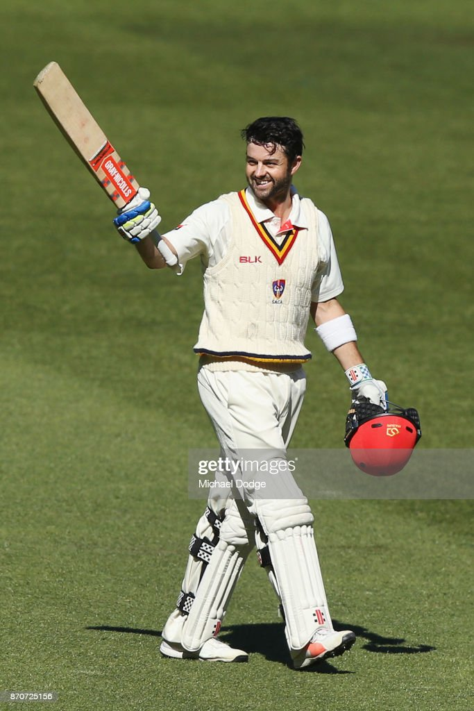 VIC v SA - Sheffield Shield: Day 3
