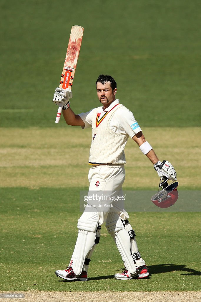 SA v VIC - Sheffield Shield - Day 1
