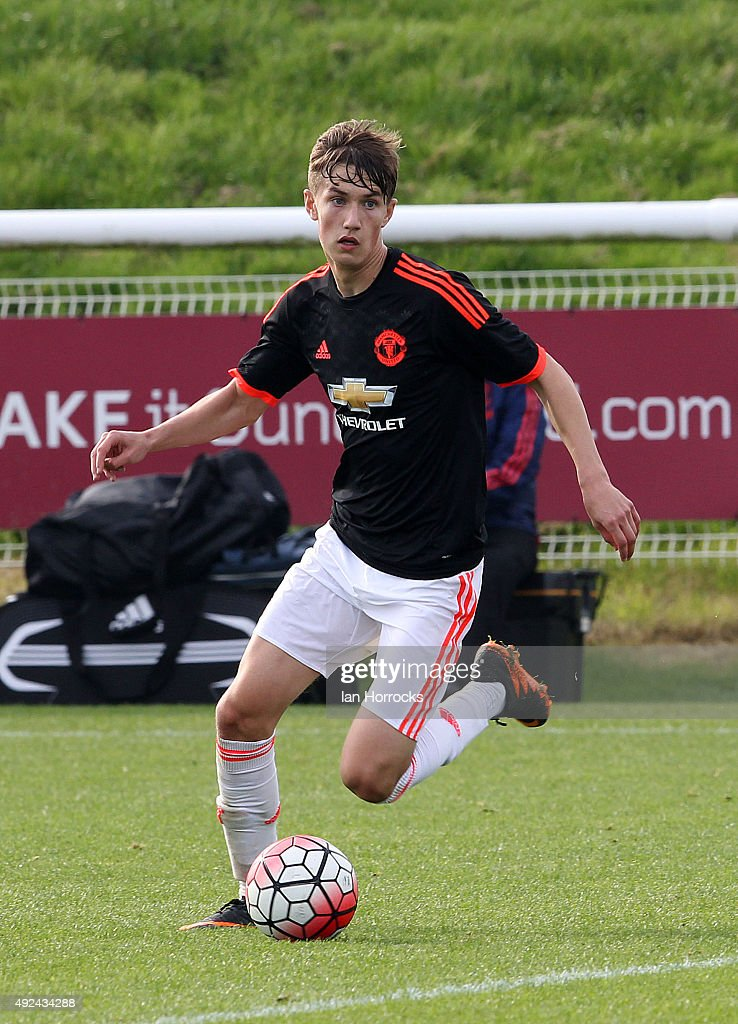 Sunderland v Manchester United - U18 Premier League : News Photo