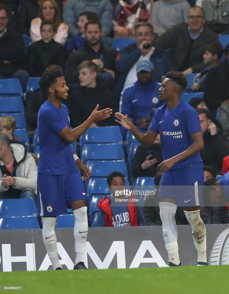 Chelsea v Birmingham City - FA Youth Cup Semi-Final: Second Leg : News Photo