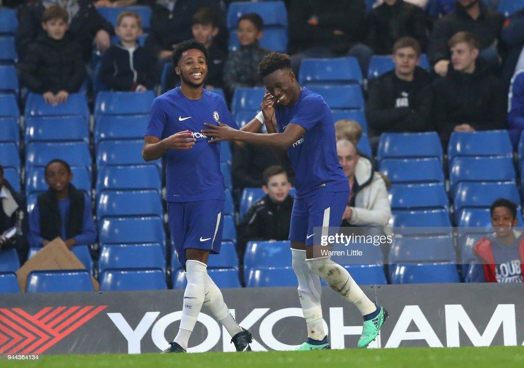 Chelsea v Birmingham City - FA Youth Cup Semi-Final: Second Leg : News Photo