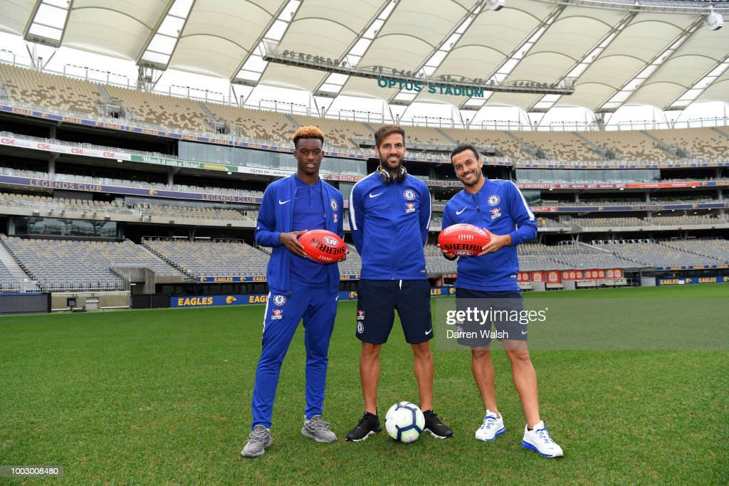Chelsea FC Pre-Season Tour to Australia - Day Two