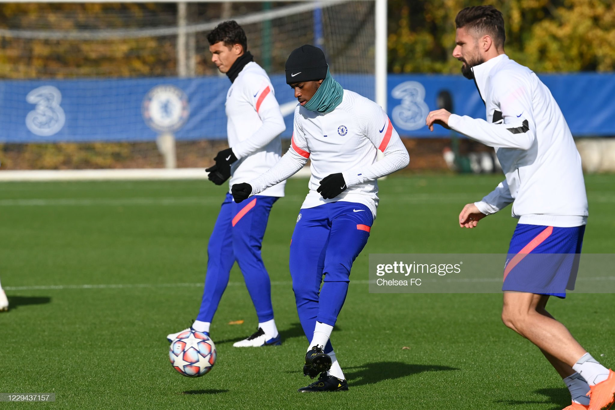 Chelsea FC - Press Conference And Training Session : News Photo