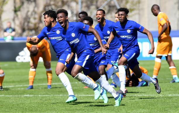 Chelsea FC v FC Porto - UEFA Youth League Semi Final ...
