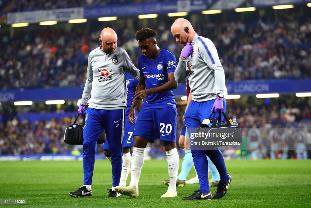 Chelsea FC v Burnley FC - Premier League : News Photo
