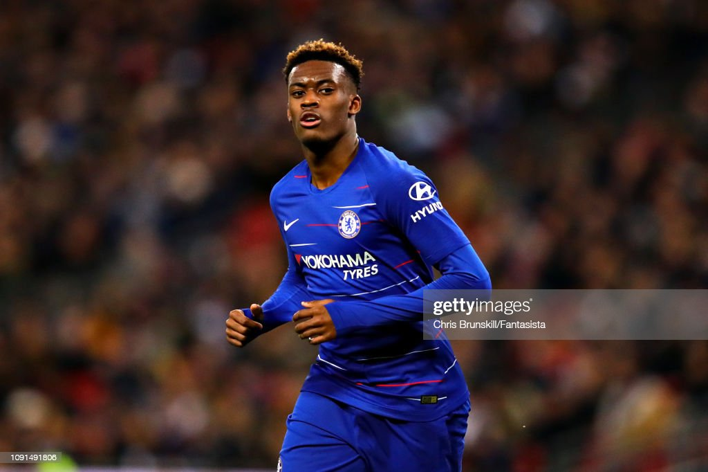 Tottenham Hotspur v Chelsea - Carabao Cup: Semi-Final First Leg : News Photo