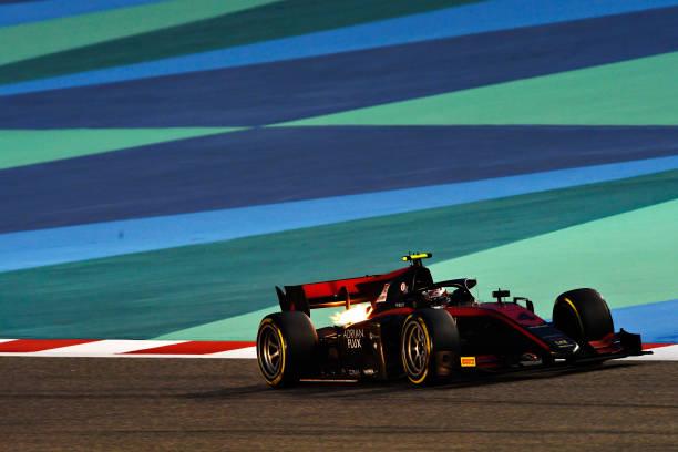 BHR: Formula 2 Championship - Round 11:Sakhir - Practice & Qualifying