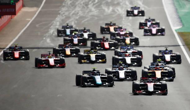 GBR: Formula 2 Championship - Round 5:Silverstone - Feature Race