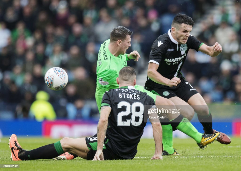 Hibernian v Celtic - Betfred League Cup Semi Final : Photo d'actualité