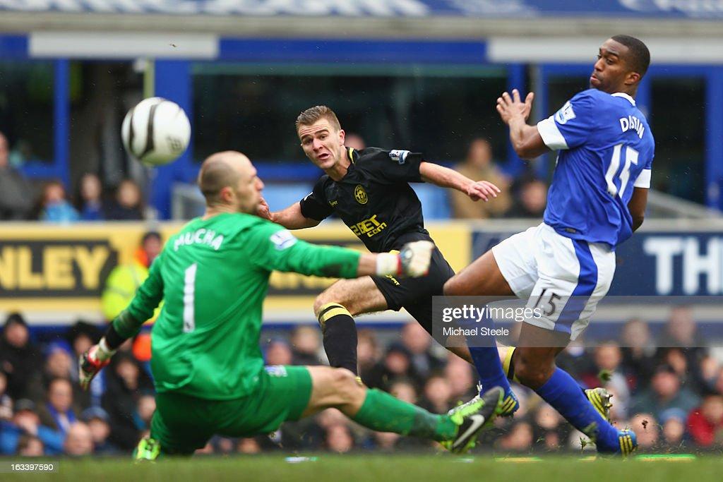 Everton v Wigan Athletic - FA Cup Sixth Round
