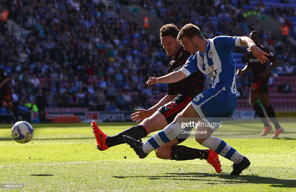 Wigan Athletic v Reading - Sky Bet Championship