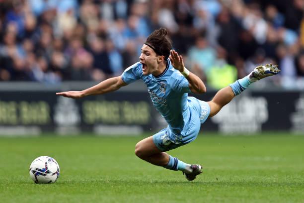 GBR: Coventry City v Derby County - Sky Bet Championship
