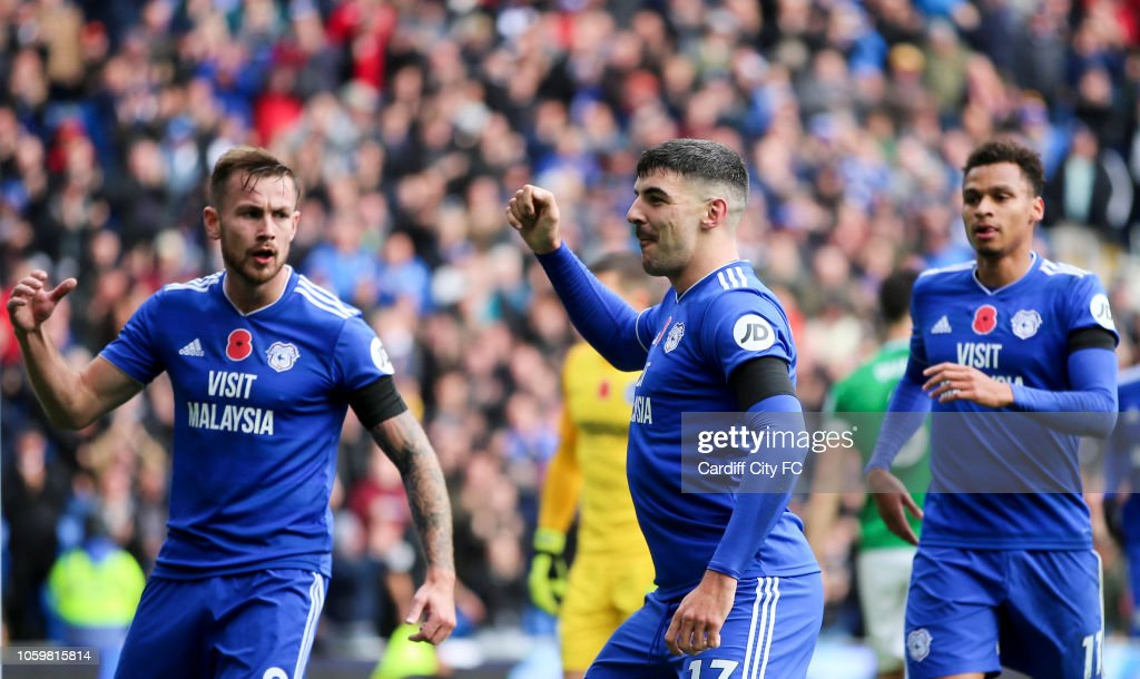 Cardiff City v Brighton & Hove Albion - Premier League : News Photo