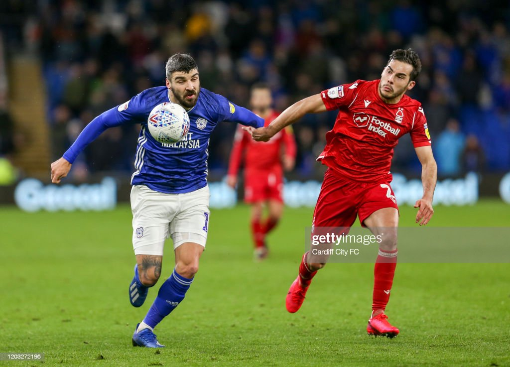 Cardiff City v Nottingham Forest - Sky Bet Championship : News Photo