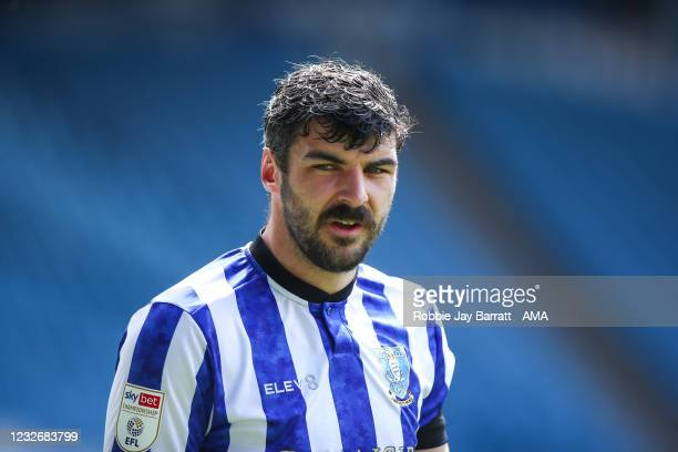 Callum Paterson of Sheffield Wednesday during the Sky Bet Championship match between Sheffield Wednesday and Nottingham Forest at Hillsborough...