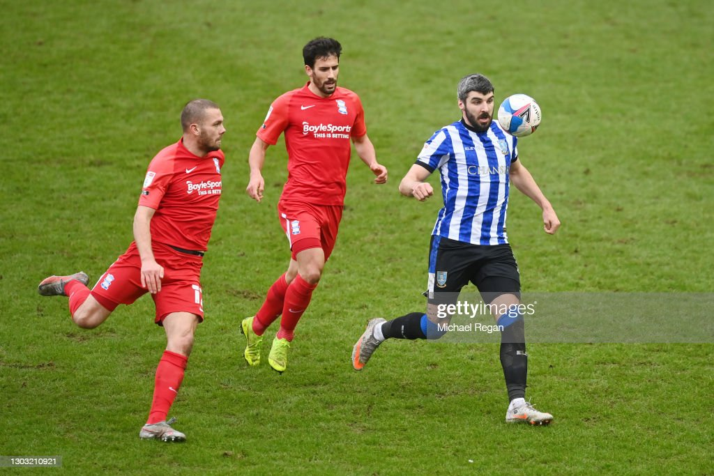 Sheffield Wednesday v Birmingham City - Sky Bet Championship : News Photo