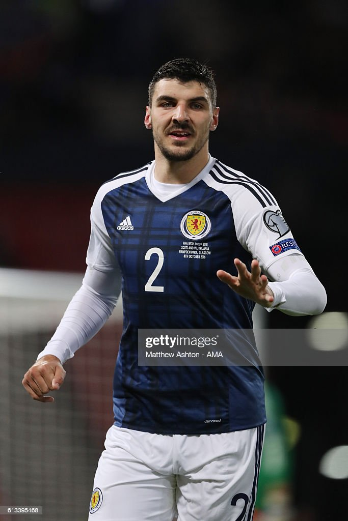 Scotland v Lithuania - FIFA 2018 World Cup Qualifier : ニュース写真