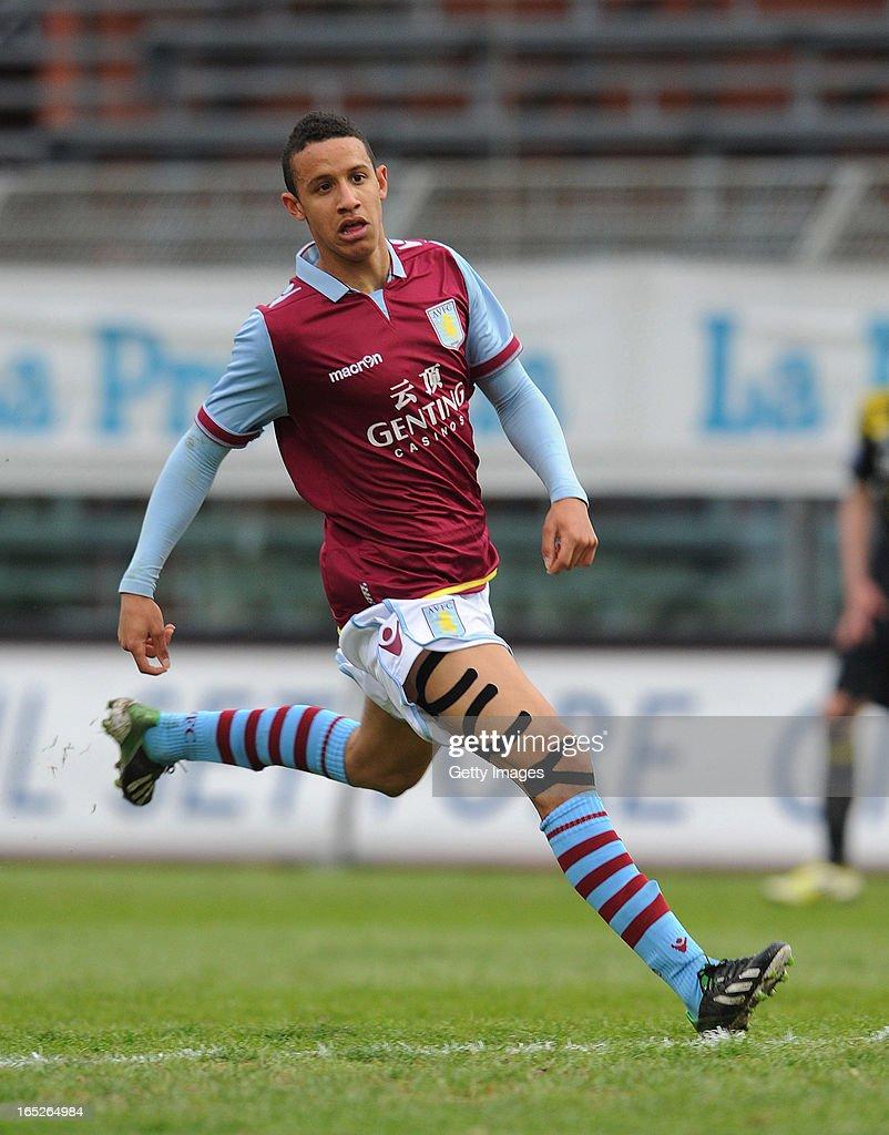 Aston Villa U19 v Chelsea U19 NextGen Series Final : Fotografía de noticias