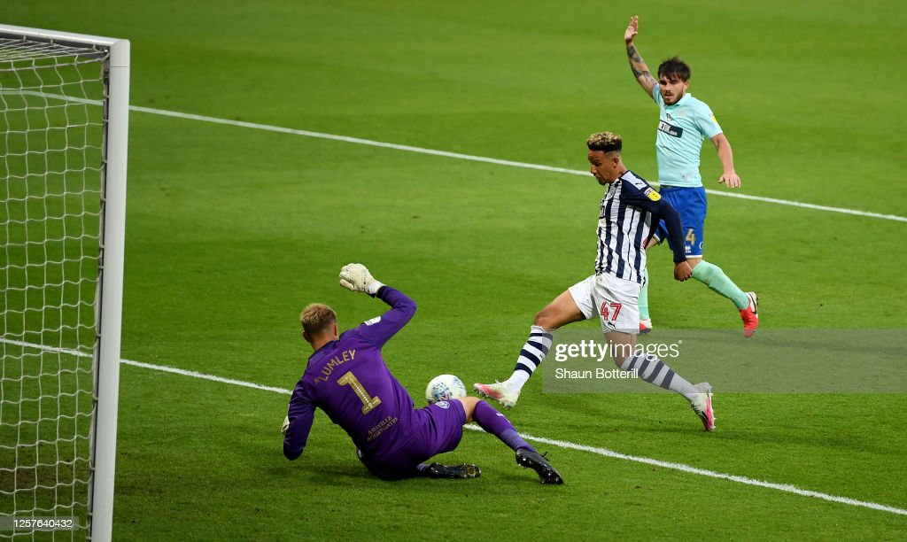 West Bromwich Albion v Queens Park Rangers - Sky Bet Championship : News Photo