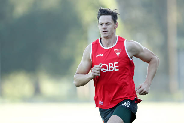 AUS: Sydney Swans Training Session