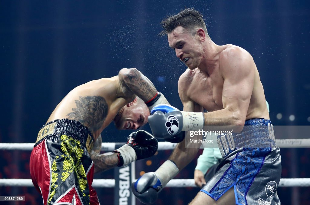 Callum Smith v Nieky Holzken: Super Middleweight Semi-Final - World Boxing Super Series