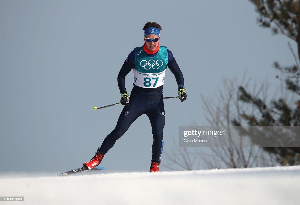 Cross-Country Skiing - Winter Olympics Day 7 : News Photo