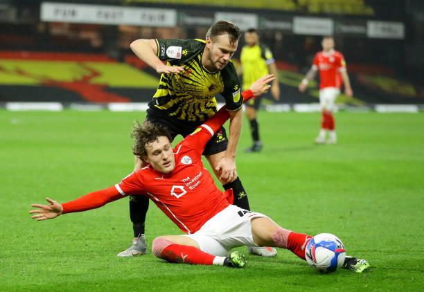 GBR: Watford v Barnsley - Sky Bet Championship