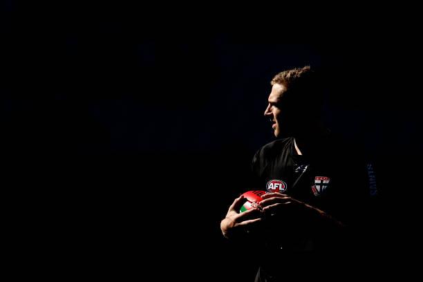 AUS: AFL Rd 22 - Carlton v St Kilda