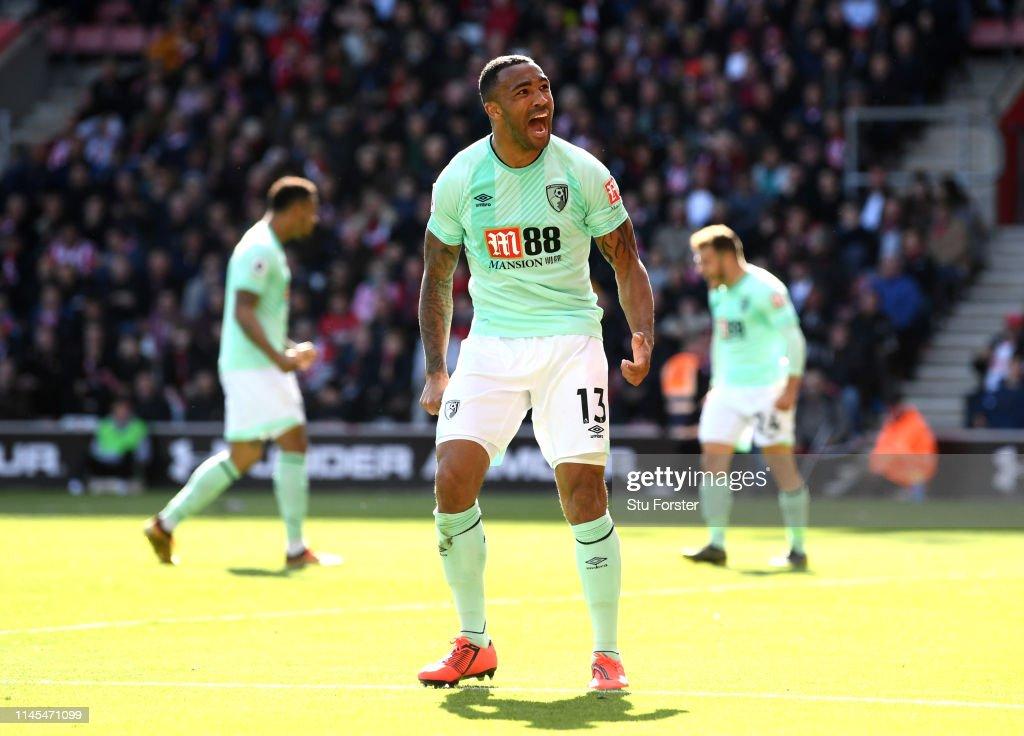 Southampton FC v AFC Bournemouth - Premier League : News Photo
