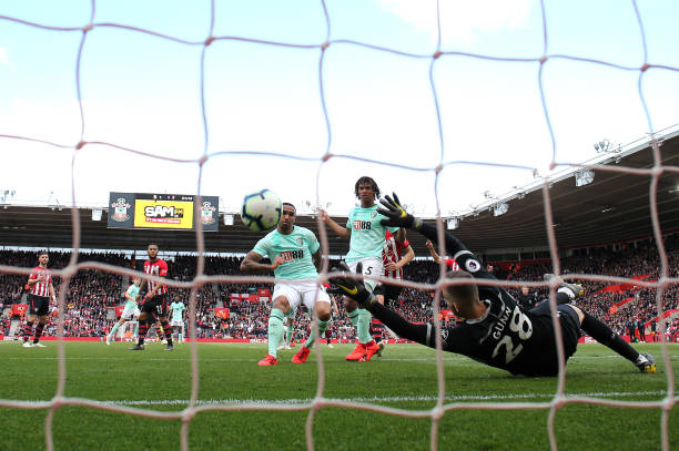 GBR: Southampton FC v AFC Bournemouth - Premier League