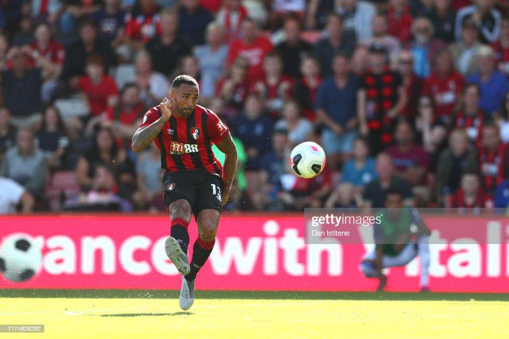AFC Bournemouth v Everton FC - Premier League : Fotografia de notícias