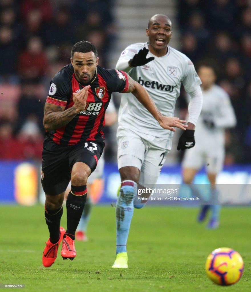 AFC Bournemouth v West Ham United - Premier League : ニュース写真