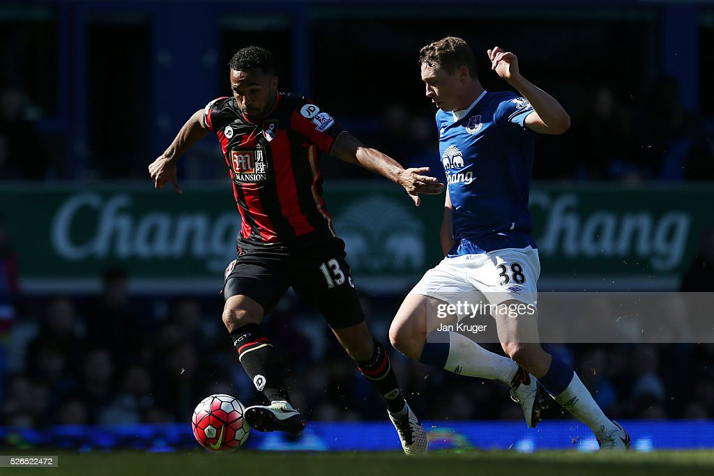 Everton v A.F.C. Bournemouth - Premier League : News Photo