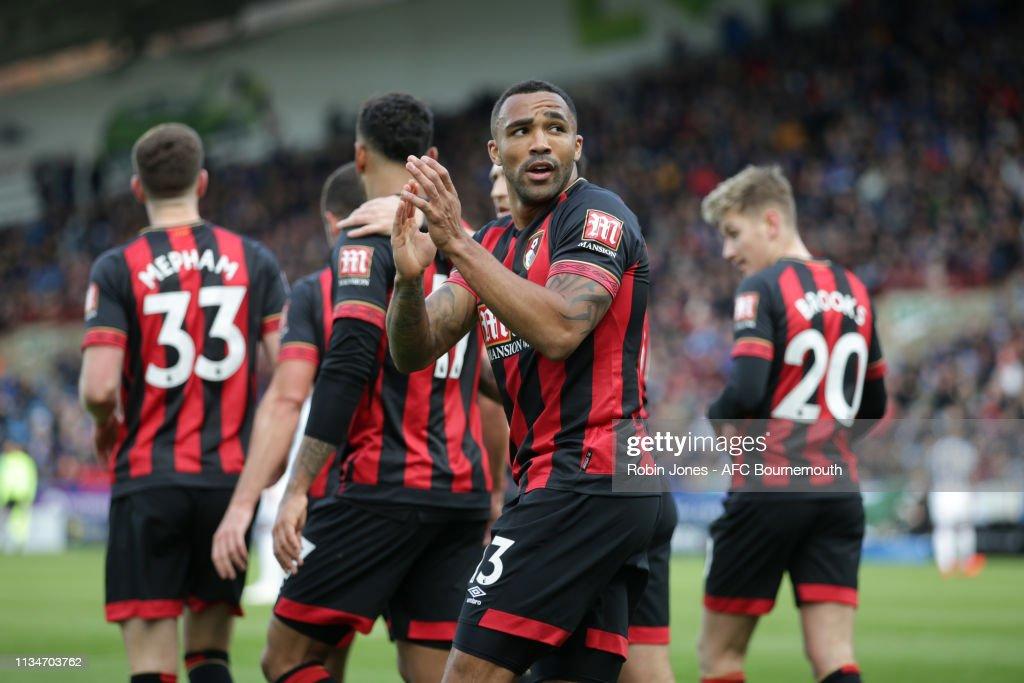 GBR: Huddersfield Town v AFC Bournemouth - Premier League