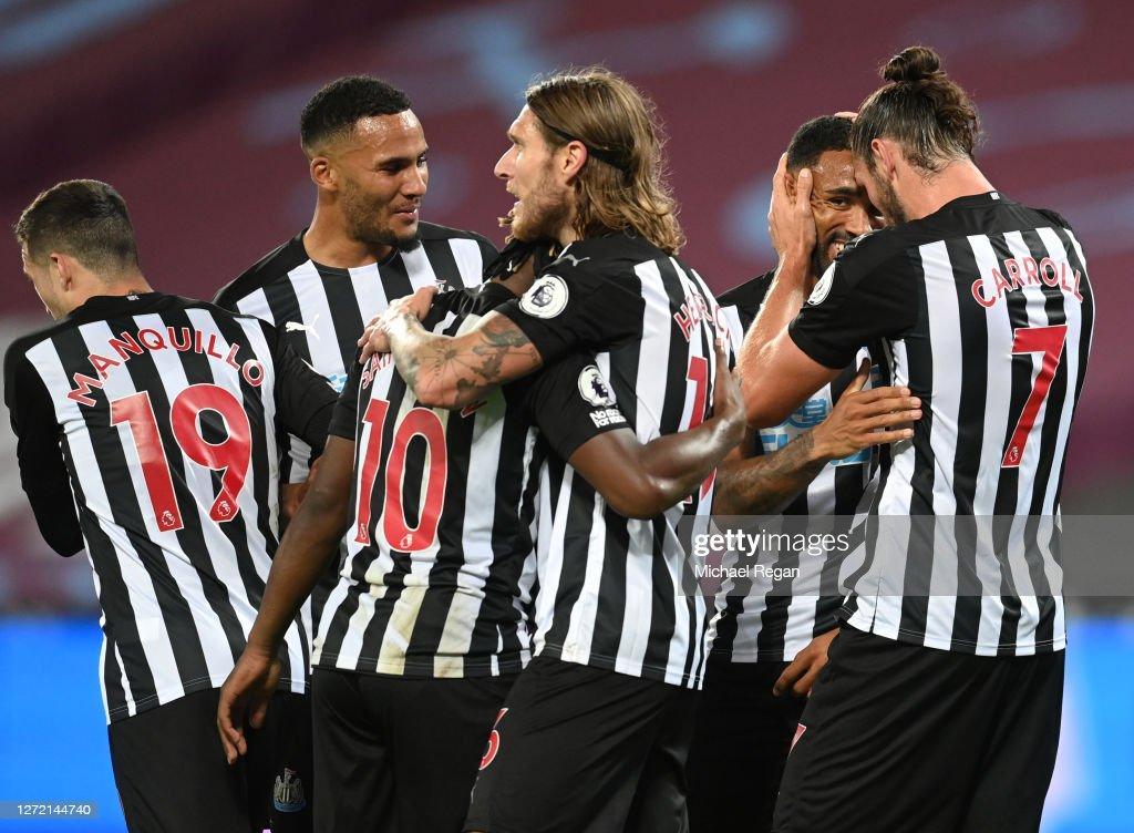 West Ham United v Newcastle United - Premier League : Fotografia de notícias