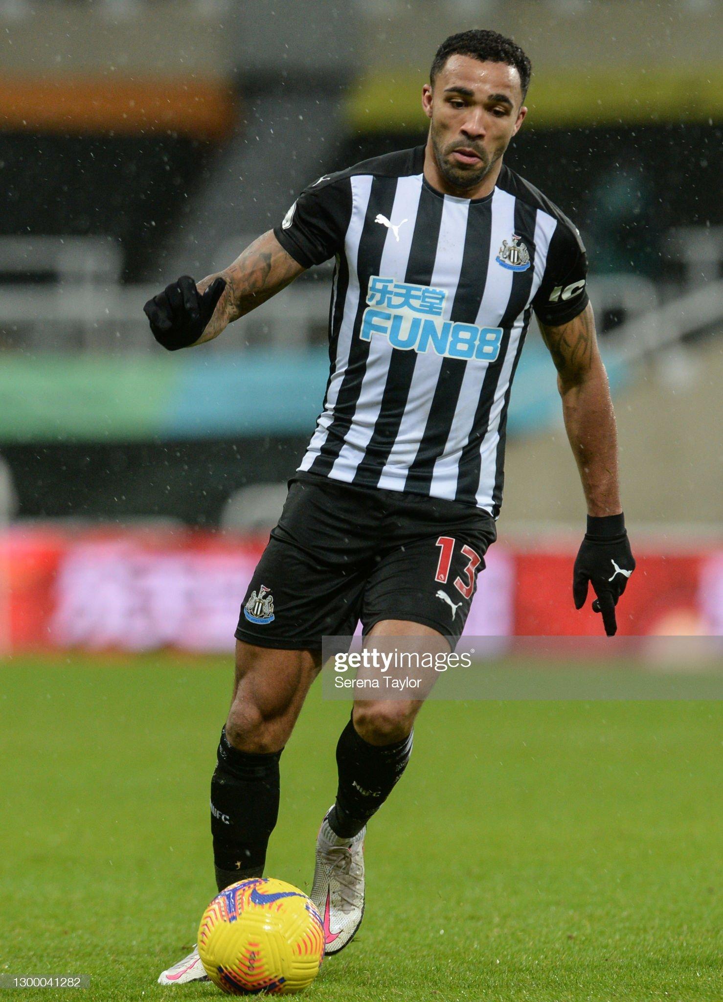 Newcastle United v Crystal Palace - Premier League : ニュース写真