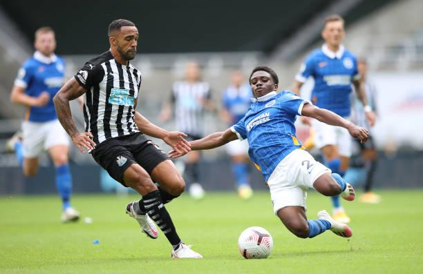 GBR: Newcastle United v Brighton & Hove Albion - Premier League