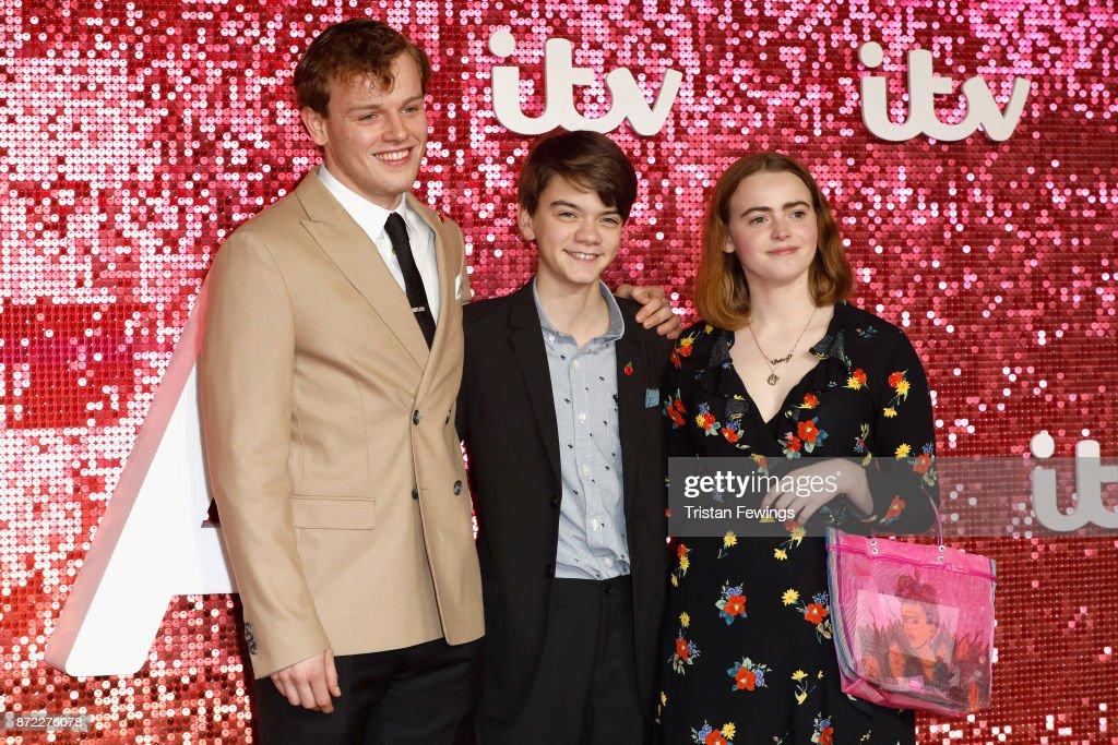 ITV Gala - Red Carpet Arrivals