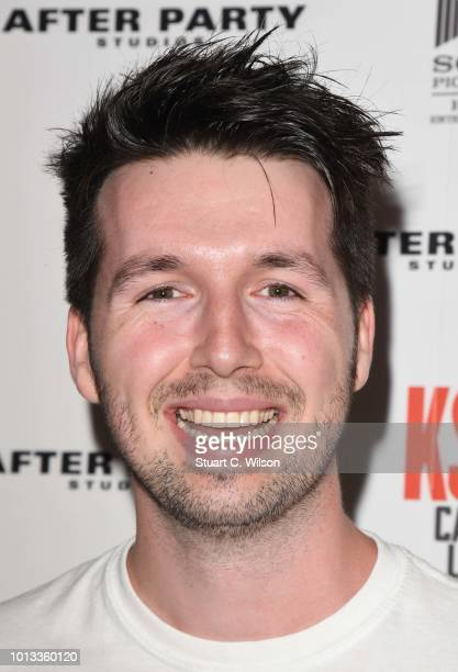 Callux attends the World Premiere of 'KSI Can't Lose' documentary at Picturehouse Central on August 8 2018 in London England