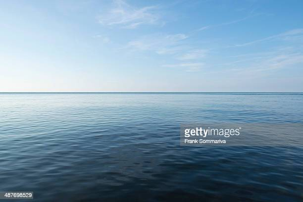 Calm Baltic Sea, Mecklenburg-Western Pomerania, Germany