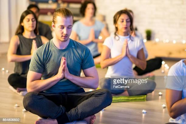Meditación tranquila
