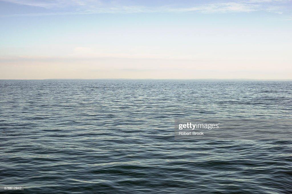 Calm sea : Stock Photo