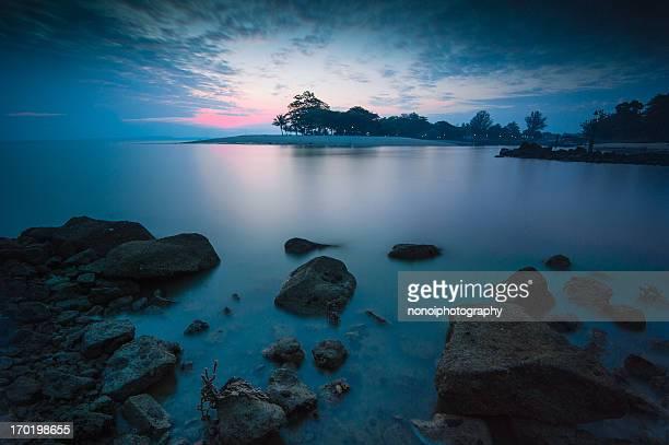Calmness  dawn