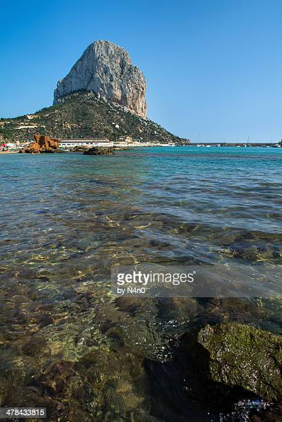 calpe - calpe stock pictures, royalty-free photos & images