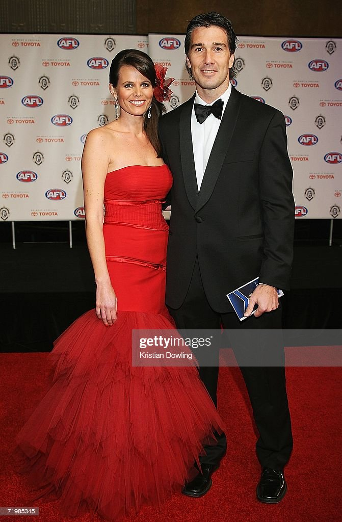 2006 Brownlow Medal Dinner - Arrivals : News Photo