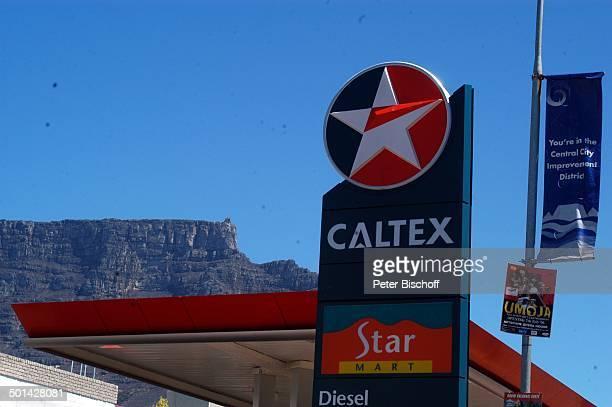 CaltexTankstelle Kapstadt Südafrika Afrika Reise BB DIG PNr 240/2006