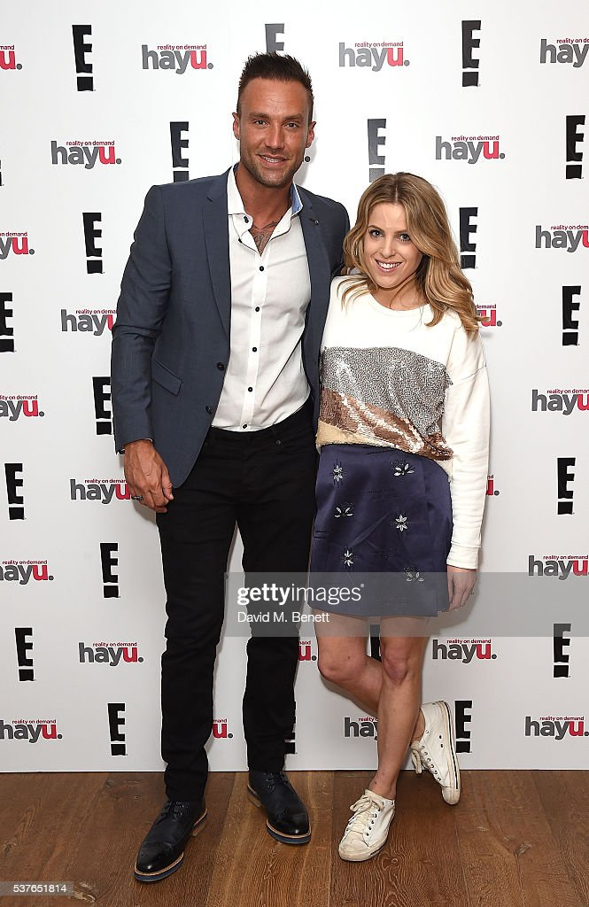Calum Best And Olivia Cox Attend The Launch Of New Us Celebrity Dating Show Famously