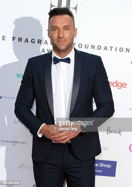 Calum Best attends the Fragrance Foundation Awards at The Brewery on May 12 2016 in London England