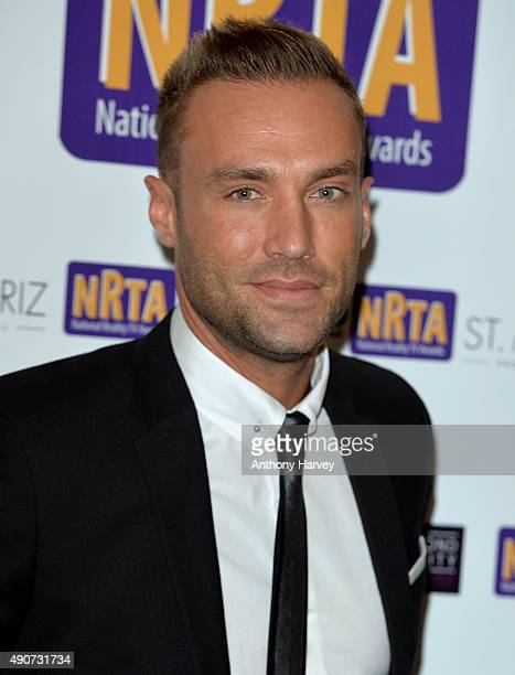 Calum Best attends the National Reality TV Awards at Porchester Hall on September 30 2015 in London England